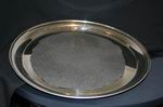 Silver drink tray